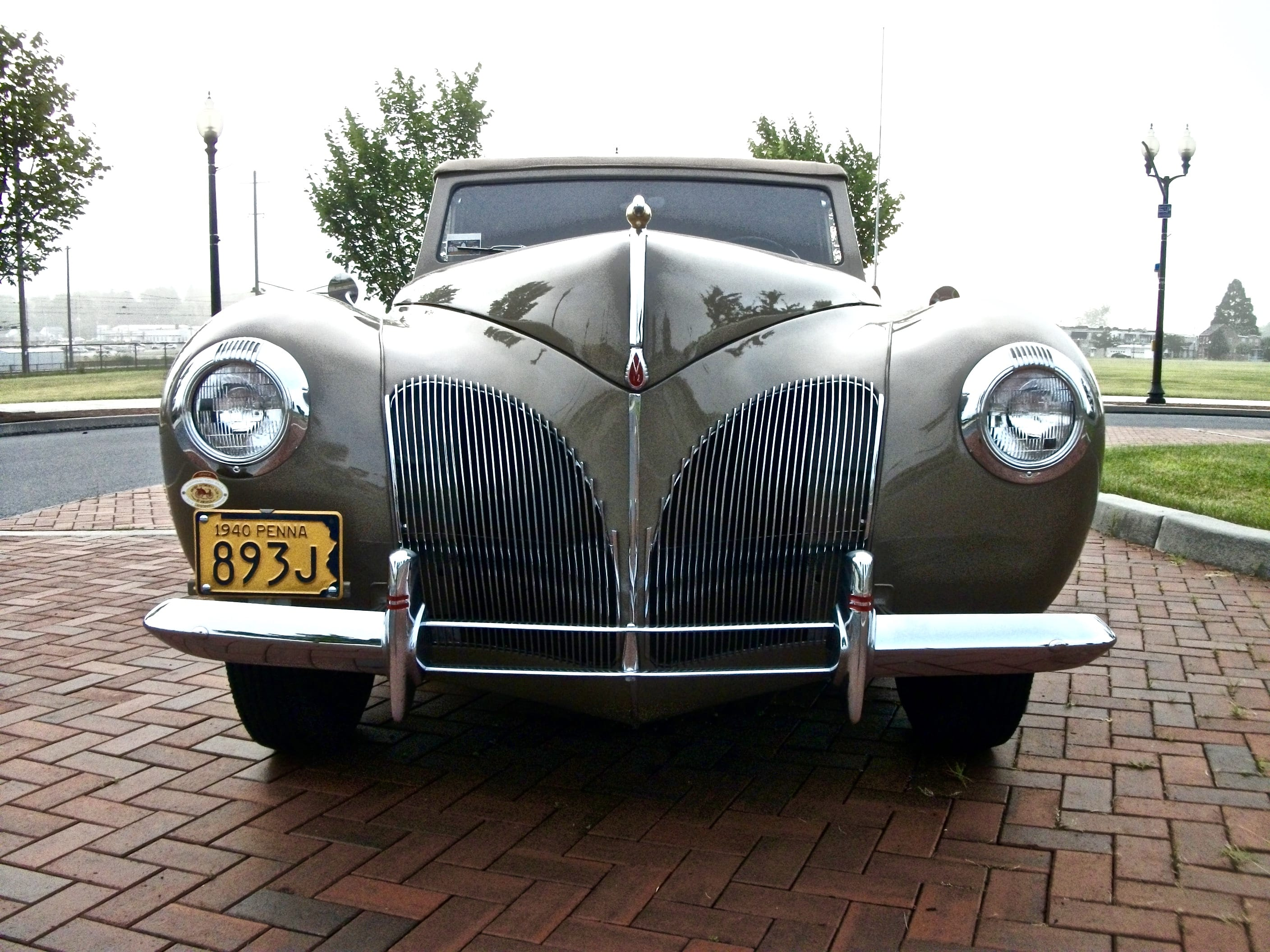 1940 Lincoln Continental Zephyr