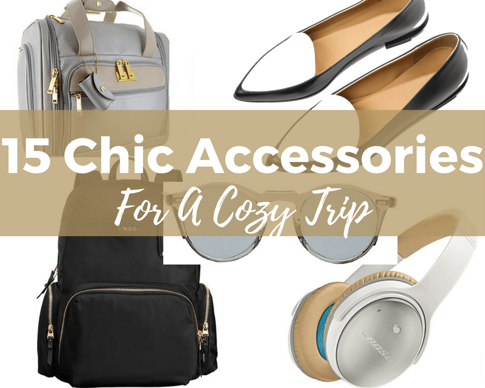 15 Chic Accessories For A Cozy Trip