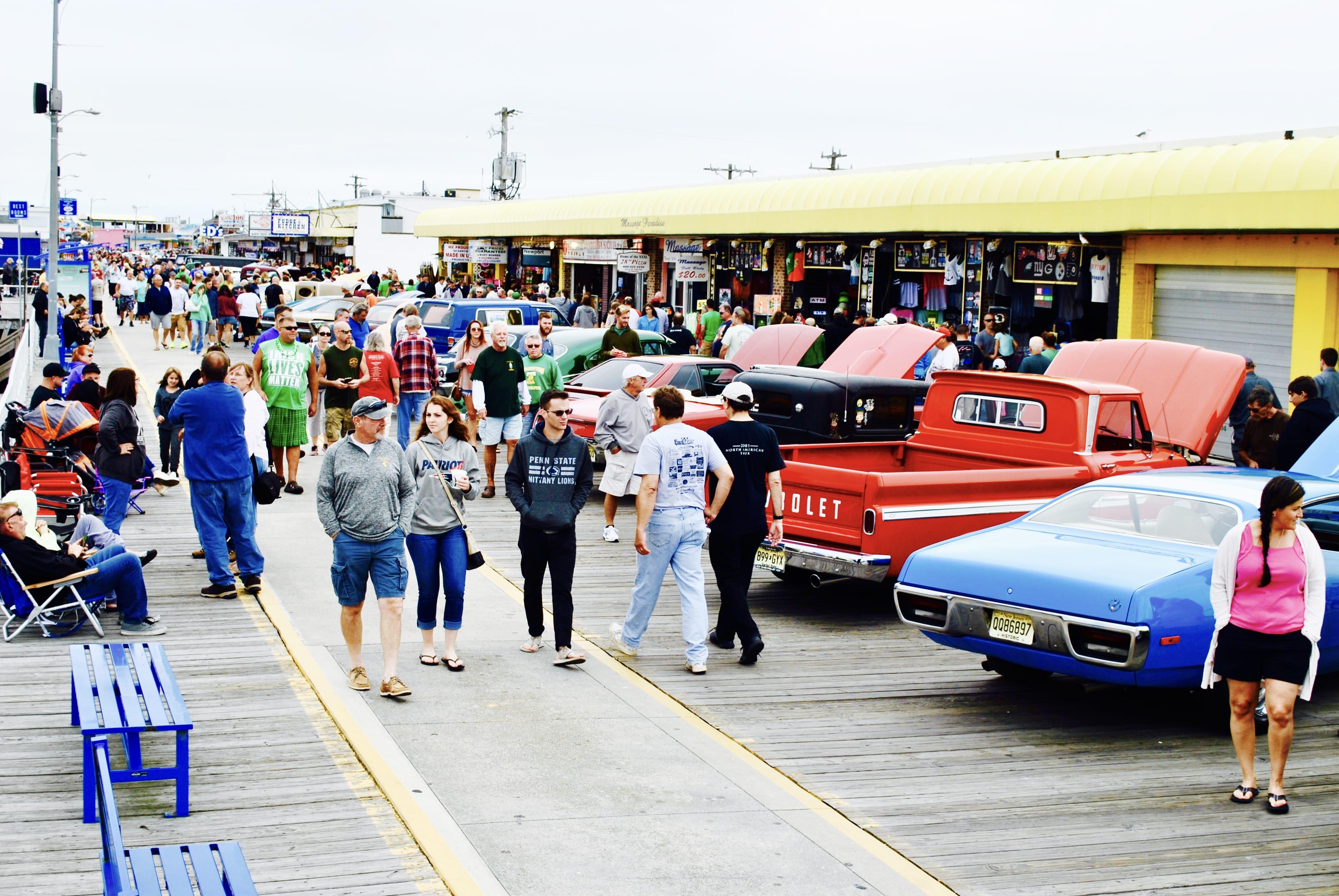 Wildwood Car Show