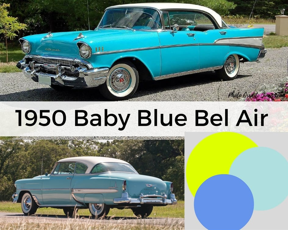 Classic Car Bel Air