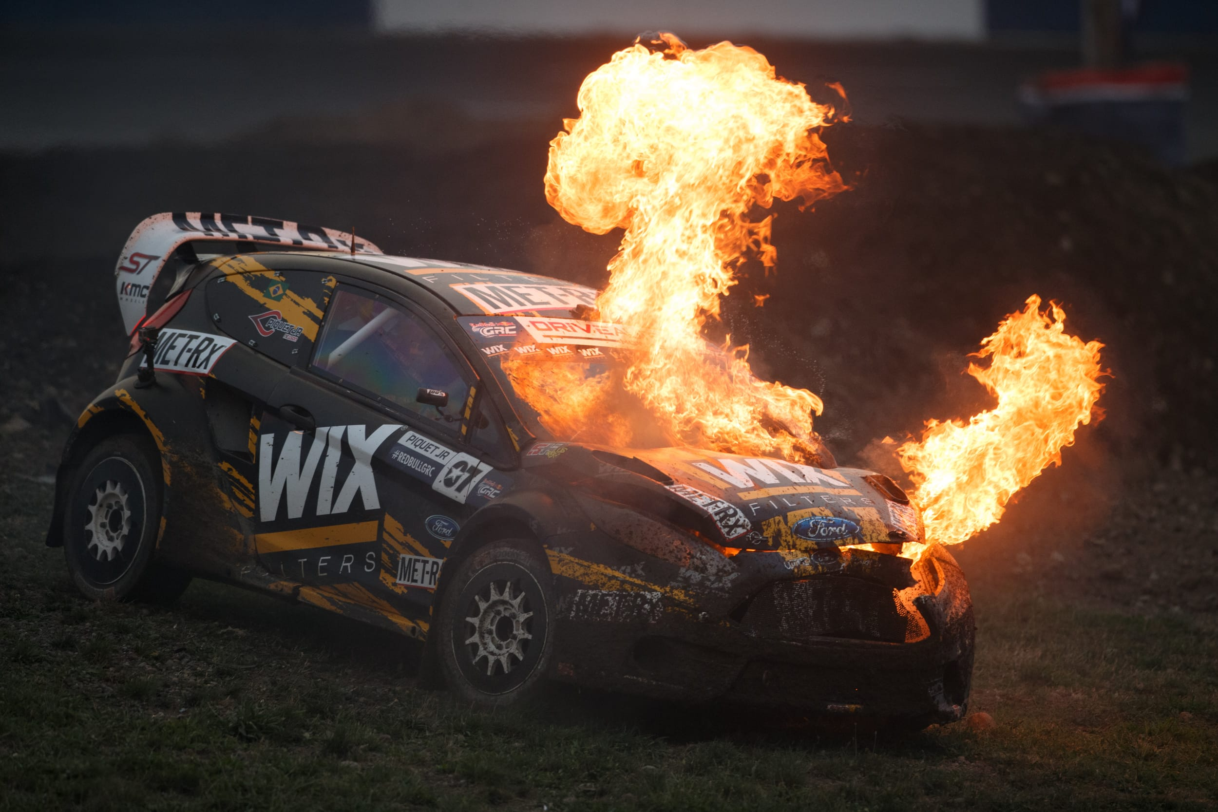 Red Bull GRC Racing