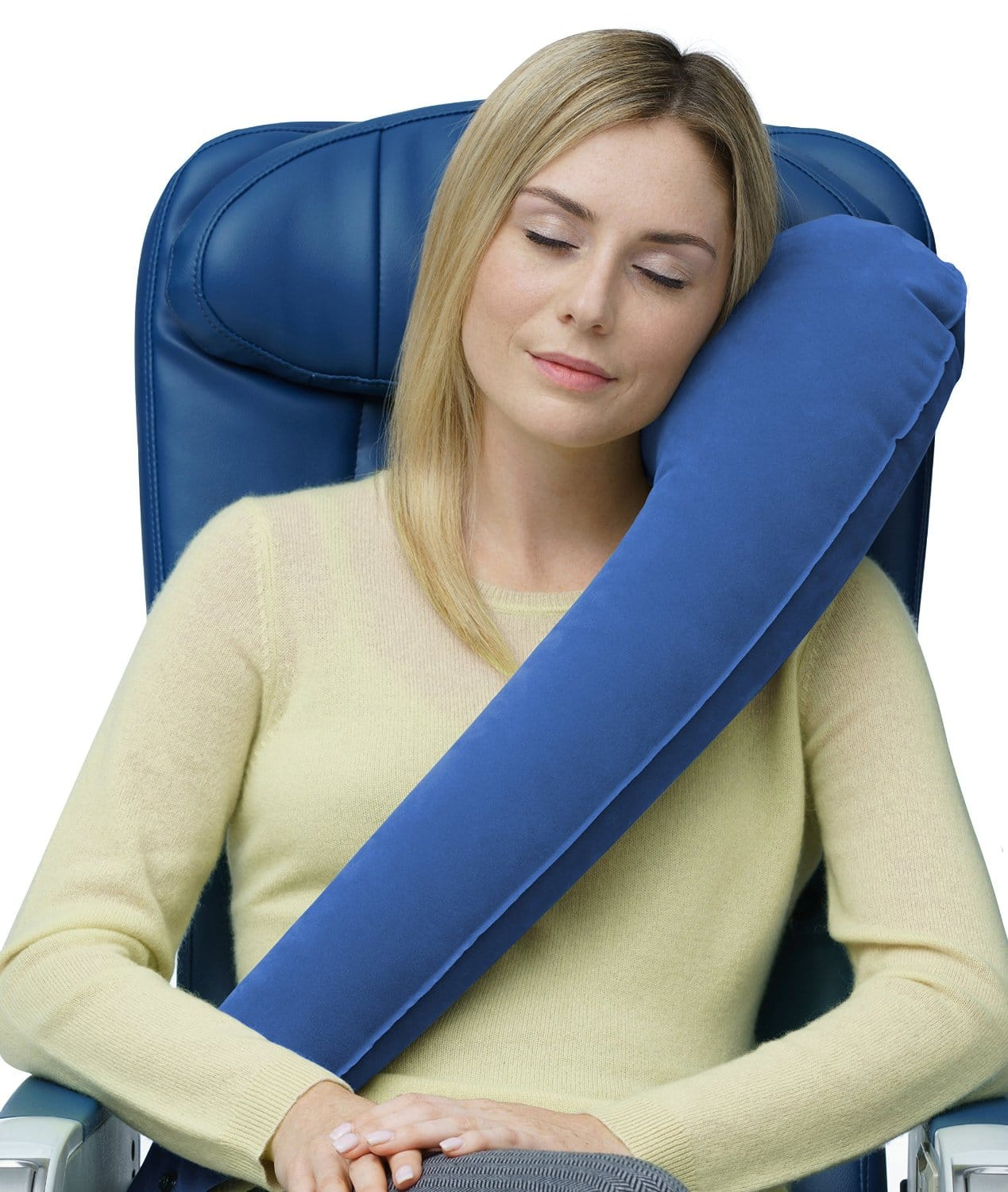 Chic Travel Pillow