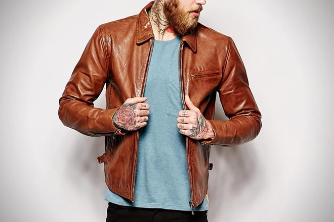 Crazy Cool Gifts: Leather Jacket