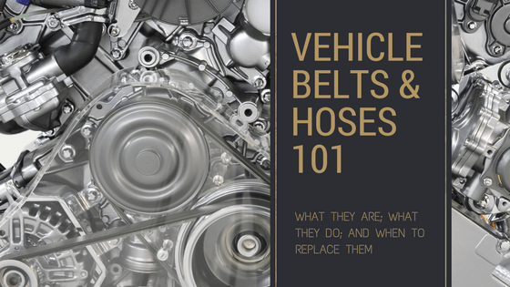 vehicle belts & hoses