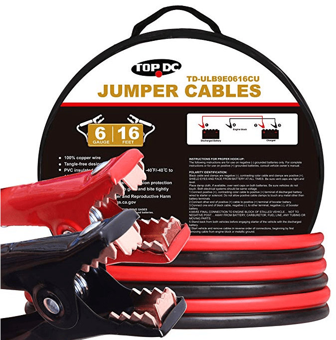 450 amp cables