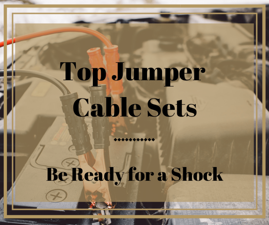 jumper cable sets